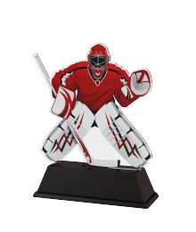 Trophée Acrylique EXCLUSIVITE Hockey - BA-FA210A-M15