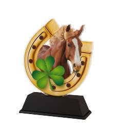 Trophée Acrylique EXCLUSIVITE Equitation - BA-FA210A-M2