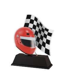 Trophée Acrylique EXCLUSIVITE Rallye - BA-FA210A-M6