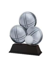 Trophée Acrylique EXCLUSIVITE Pétanque - BA-FA210A-M18 - BA-FA210B-M18 - BA-FA210C-M18