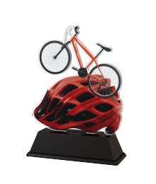 Trophée Acrylique EXCLUSIVITE VTT - BA-FA210A-M33