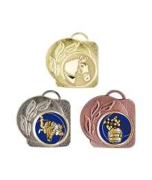 Médaille 45mm avec Pastille - F-035