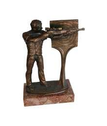 Trophée Résine Carabine 2926