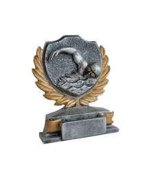 Trophée Résine Natation homme 2401