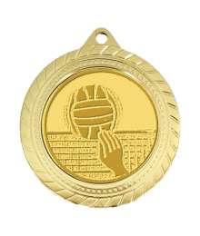 Médaille 70mm avec Pastille - CH-05 Or