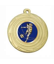 Médaille 45mm avec Pastille - BS-ME100-01
