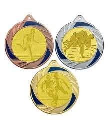 Médaille 70mm avec Pastille - T-M717