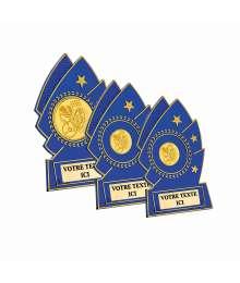 Trophées Divers Pastille T-4816C - T-4816B - T-4816A