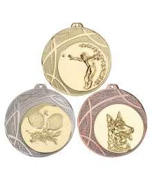 Médaille 70mm avec Pastille - 8541