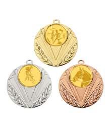 Médaille 50mm avec Pastille - B-BSME66.01 - B-BSME66.02 - B-BSME66.26