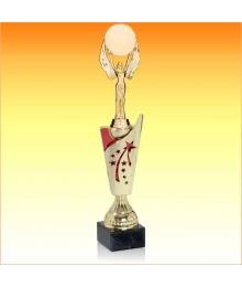 Trophée Sport Victoire avec pastille F-14161S.D80