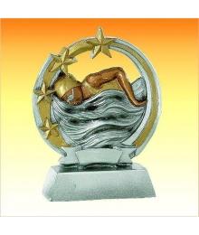 Trophées Résine Natation femme 4145