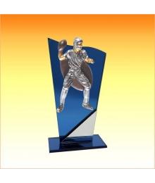 Trophées avec sujets NR Rugby 3753.NR21