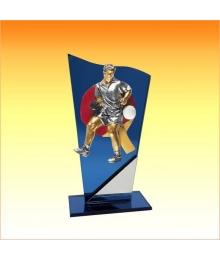 Trophées avec sujets NR Tennis de Table Homme 3753ET1.NR50