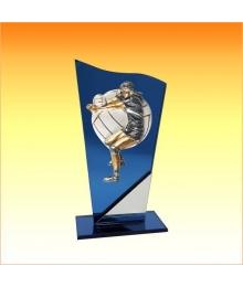 Trophées avec sujets NR Volley Femme 3753.NR57
