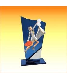 Trophées avec sujets NR Majorette/Pompom Girl 3753.NR70