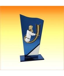 Trophée avec sujet P Arbitre 3753P502