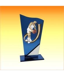 Trophée avec sujet P Basket 3753P512ET1