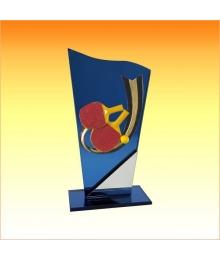 Trophée avec sujet P Tennis de Table 3753P594ET1