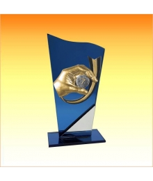 Trophée avec sujet P Main N1 3753P625