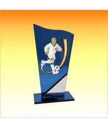 Trophée avec sujet P Foot Homme 3753P629
