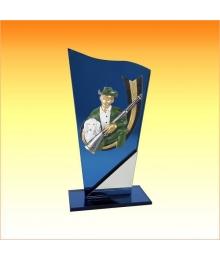 Trophée avec sujet P Chasse 3753P624