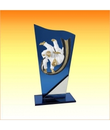 Trophée avec sujet P Judo 3753P571ET1