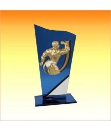 Trophée avec sujet P Bodybuilding 3753P583ET1