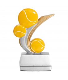 Trophées Résine Tennis 40/31911