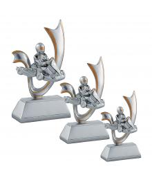 Trophées Résine Karting 4401 - 4402 - 4403