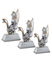 Trophées Résine Pétanque 4784 - 4785 - 4786