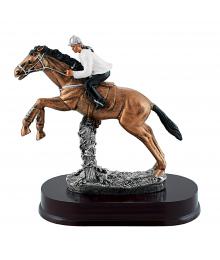 Trophées Résine Equitation Feminine 5392