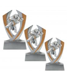 Trophées Résine Judo 5430 - 5431 - 5432