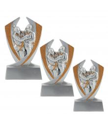Trophées Résine Judo 5433 - 5434 - 5435