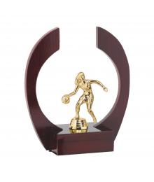 Trophée Sport Basket Femme 3002S.D83 - 3003S.D83 - 3004S.D83