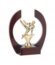 Trophée Sport Gymnastique Homme 3002S.D67 - 3003S.D67 - 3004S.D67