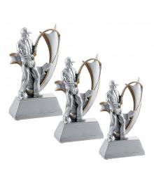 Trophée Résine Pêche 4421 4422 4423 ET2F