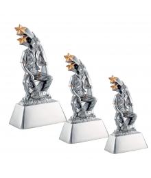 Trophée Résine Pêche 4526 4527 4528