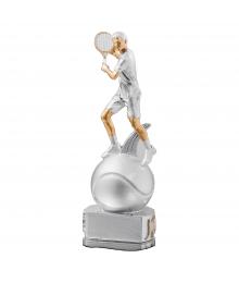 Trophées Résine Tennis Homme 5304