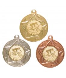 Médaille 45mm avec Pastille - 8236