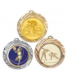 Médaille 70mm avec Pastille - 8542