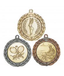 Médaille 70mm avec Pastille - 8547