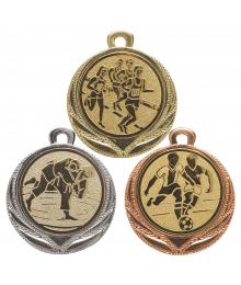 Médaille 32mm avec Pastille - B-8231