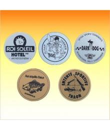 Pastilles Créations Spéciales Gravure au Laser 9120 - 9121