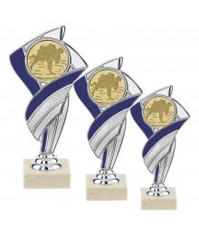 Trophées Divers Pastille Non Collées 3301 - 3302 - 3303 Cross