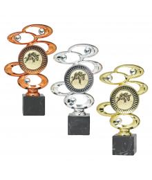 Trophées Divers 3308 - 3309 - 3310 Cross