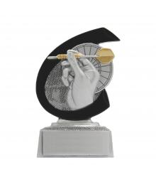 Trophées Résine Flechettes 4290