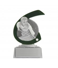 Trophées Résine Billard 4376