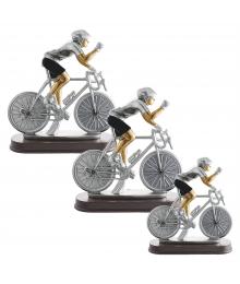 Trophées Résine Cyclisme 5207 - 5208 - 5209