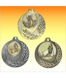 Médaille 40mm avec Pastille - 8447